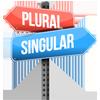 Singular/Plural