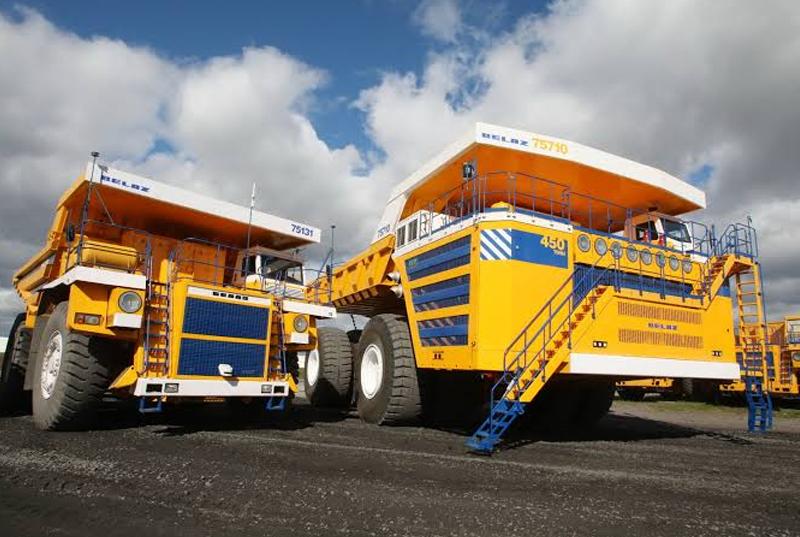 Biggest Truck (Belaz 75710)