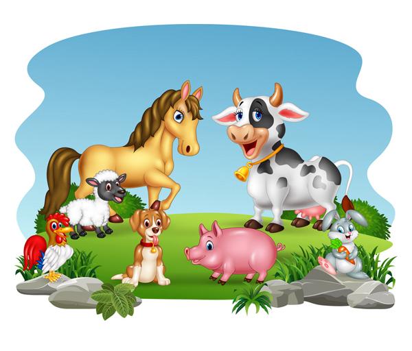 Domestic-Animals