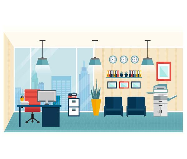Inside-an-Office