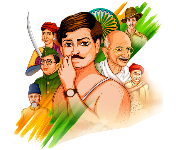 India-Freedom-Fighters